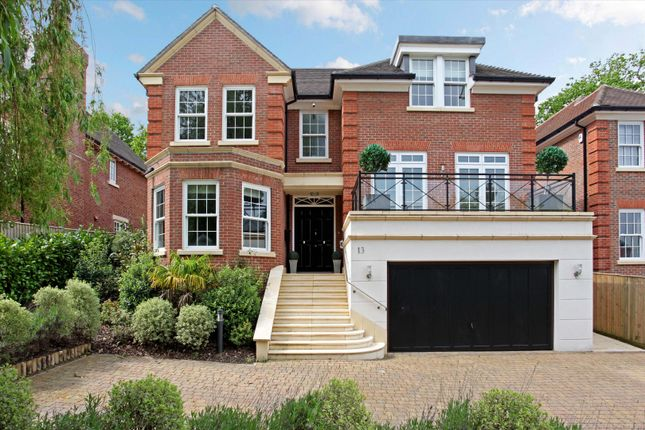 Thumbnail Detached house for sale in Pelling Hill, Old Windsor, Windsor, Berkshire