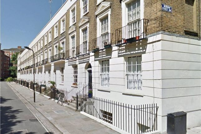 Thumbnail Terraced house to rent in Charrington Street, London