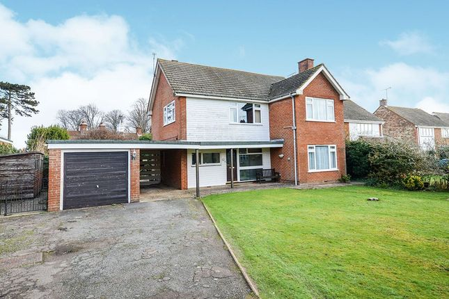 Thumbnail Detached house for sale in Mill Road, Rye