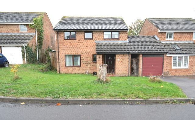 Thumbnail Link-detached house for sale in The Tussocks, Marchwood