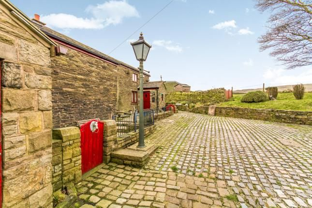 Side Of Property of Studd Brow, Whitworth, Rochdale, Lancashire OL12