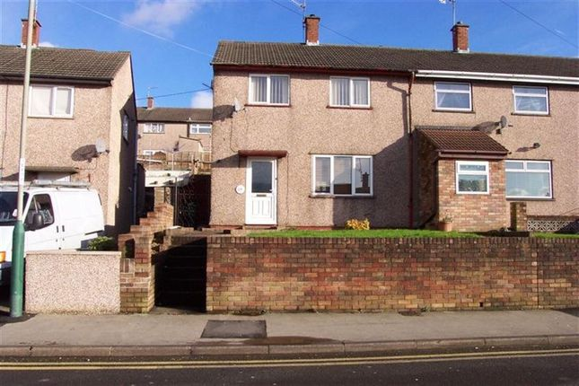 Thumbnail Property to rent in Almond Avenue, Risca, Newport