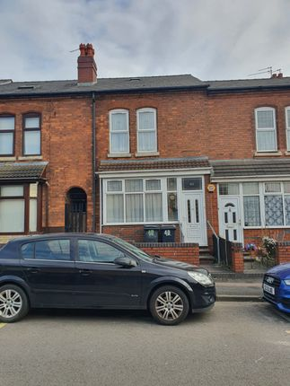 Thumbnail Terraced house for sale in Whitmore Road, Small Heath Birmingham