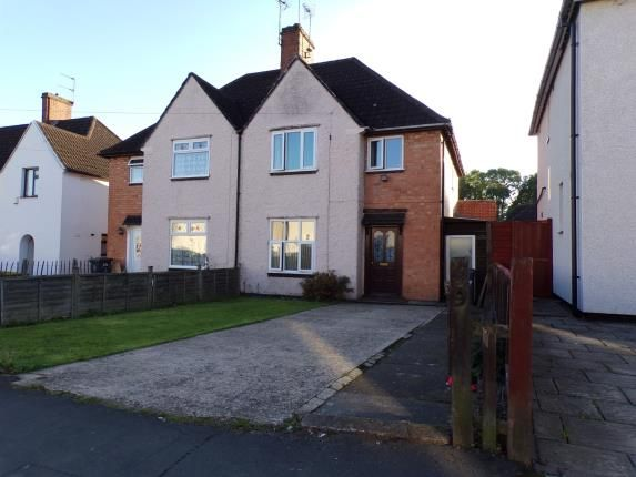 Thumbnail Semi-detached house for sale in Overpark Avenue, Braunstone, Leicester, Leicestershire
