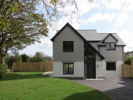 Thumbnail Detached house for sale in Trethurgy, St. Austell