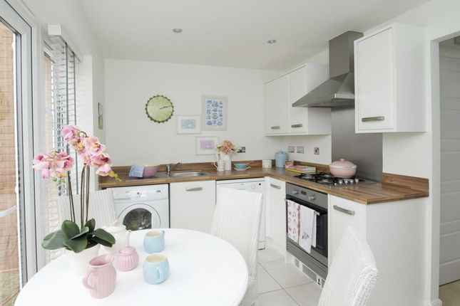 "Thumbnail End terrace house for sale in ""Kenley"" at St. Georges Way, Newport"