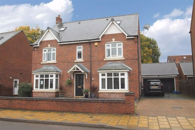 Thumbnail Detached house for sale in Cardinal Close, Edgbaston, Birmingham