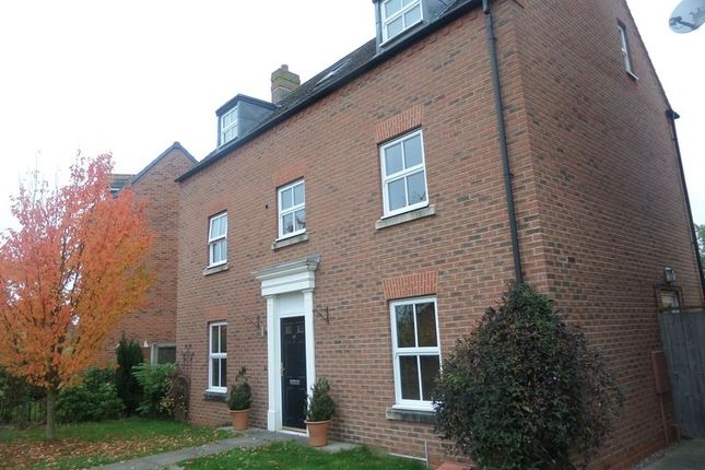 Thumbnail Detached house for sale in Colling Drive, Lichfield