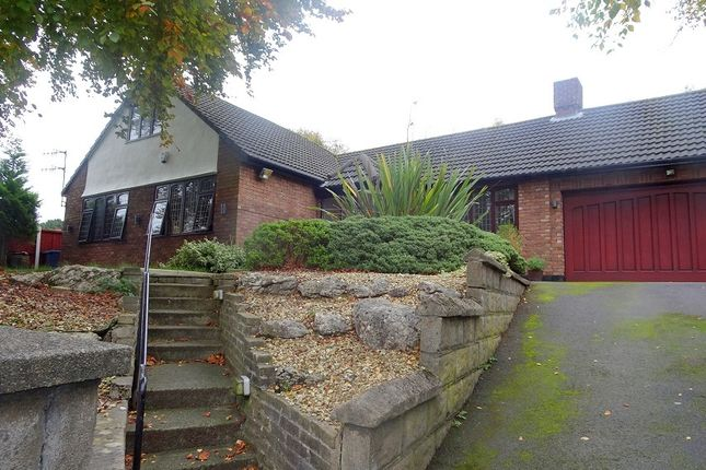 Thumbnail Detached bungalow for sale in Beechwood, Glenrose Road, Liverpool, Merseyside