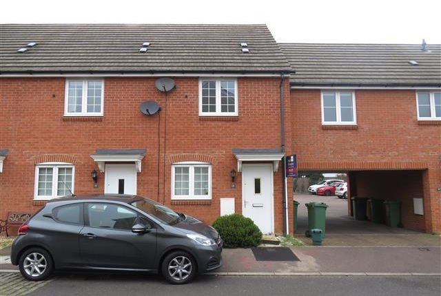 Thumbnail Semi-detached house to rent in Widdowson Place, Aylesbury