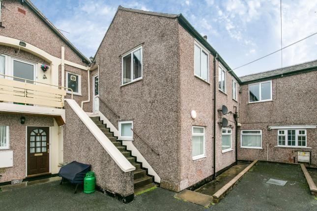 Thumbnail Flat for sale in Flat 3, Jubilee Street, Llandudno, Conwy