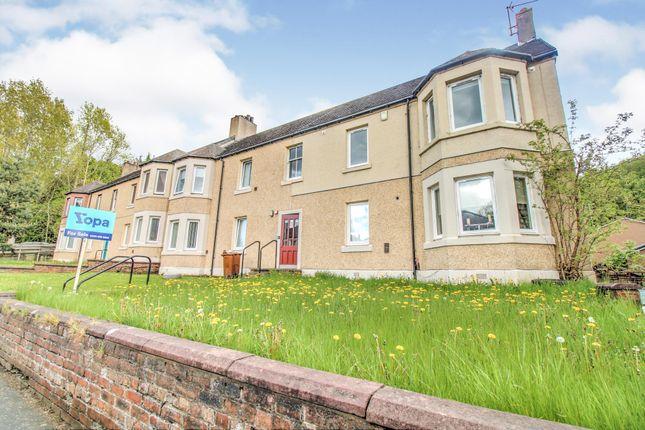 Thumbnail Flat for sale in Grangemouth Road, Bo'ness