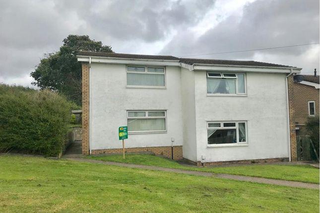 Thumbnail 2 bed property to rent in Clos Rhandir, Loughor, Swansea