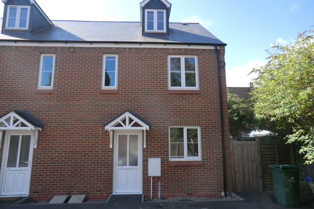 Thumbnail Semi-detached house for sale in Dolphin Court, Coventry