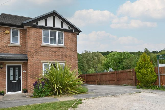 3 bed detached house for sale in Canterbury Terrace, Wirksworth, Derbyshire DE4