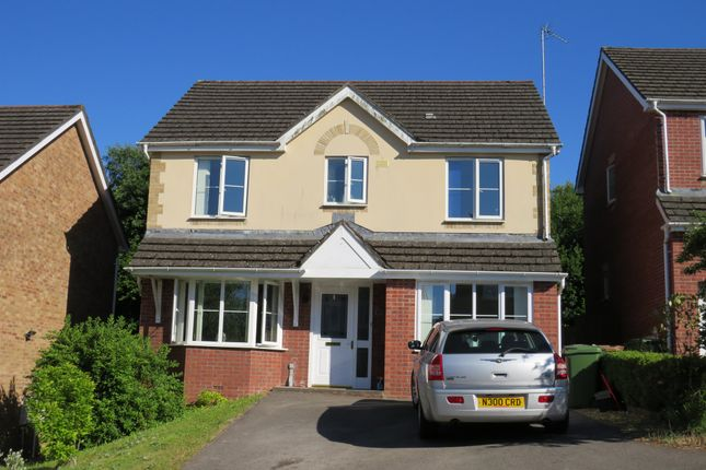 Thumbnail Detached house for sale in Cinnabar Drive, Pontllanfraith, Blackwood