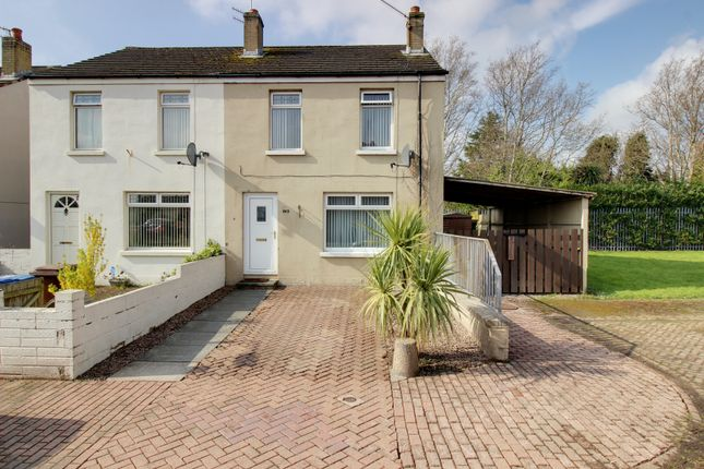 Thumbnail Town house for sale in John Street, Newtownards