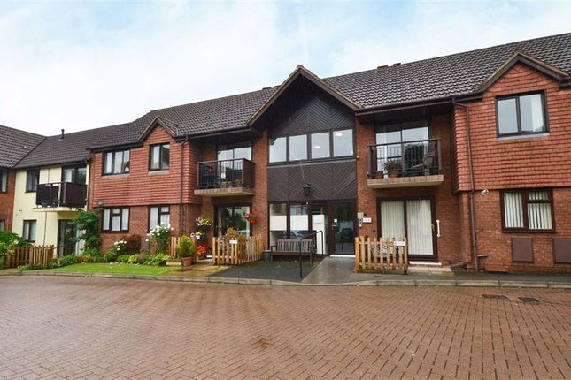 Thumbnail Flat for sale in The Manor, Church Road, Gloucester
