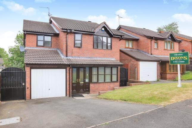 Thumbnail Detached house for sale in Claremont Road, Wolverhampton, West Midlands