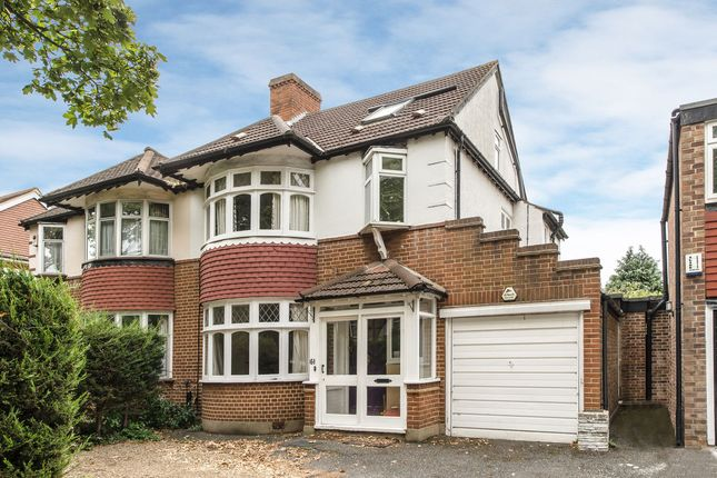 Thumbnail Semi-detached house for sale in Dorset Road, Merton Park