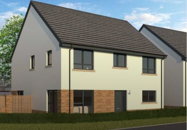 Thumbnail Detached house for sale in 4 Millcraigs Drive, Winchburgh, West Lothian