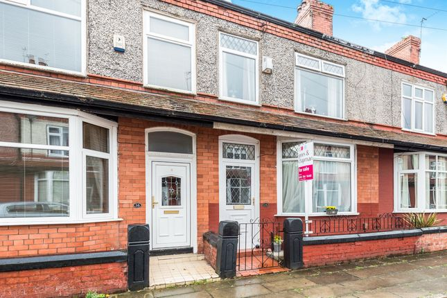 Thumbnail Terraced house for sale in Bayfield Road, Cressington, Liverpool