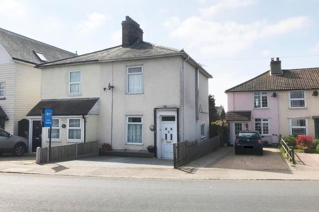Thumbnail Semi-detached house for sale in 40 Harwich Road, Mistley, Essex