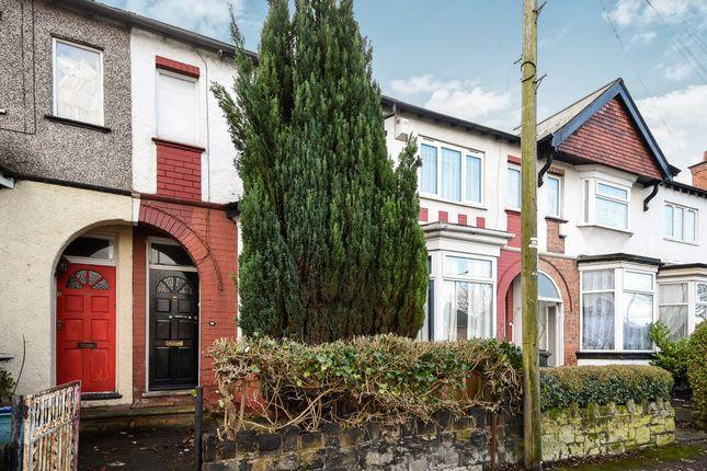 Thumbnail Terraced house for sale in Marsh Lane, Erdington, Birmingham