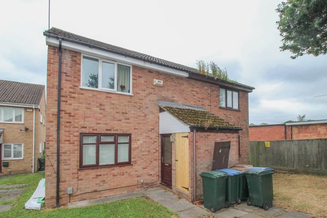 Thumbnail Maisonette for sale in Blackshaw Drive, Coventry