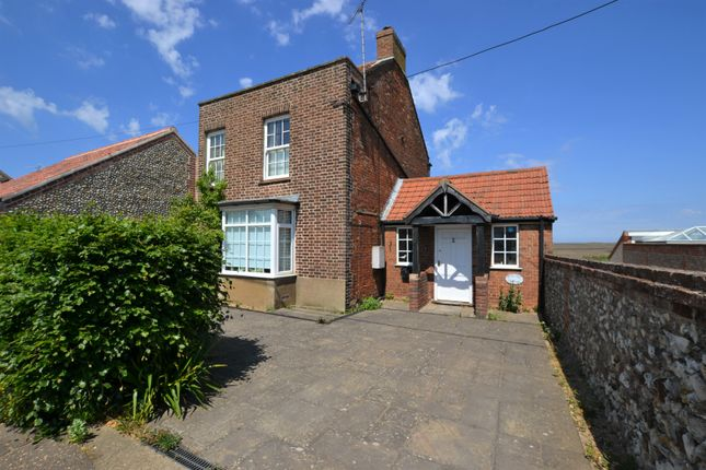 Thumbnail Cottage for sale in Main Road, Brancaster Staithe, King's Lynn