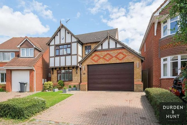 Thumbnail Detached house for sale in The Thatchers, Thorley, Bishop's Stortford