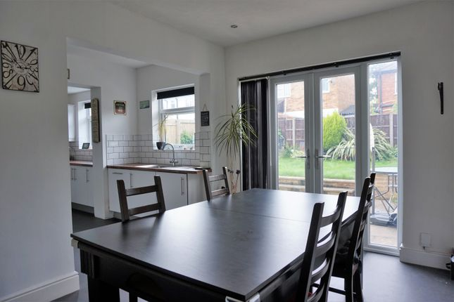 Thumbnail Semi-detached house for sale in Woodville Road, Leicester