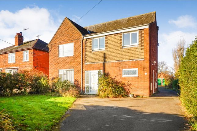 Thumbnail Detached house for sale in Mill Lane, North Hykeham