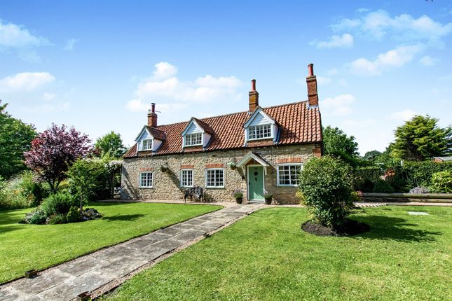 Thumbnail Detached house for sale in Holdingham, Holdingham, Sleaford