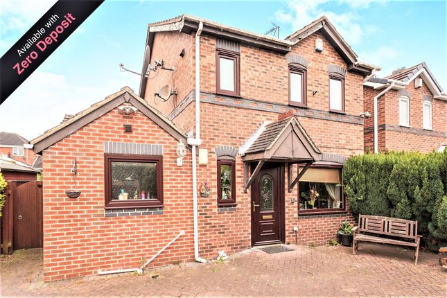 Thumbnail Detached house to rent in Tennyson Way, Pontefract