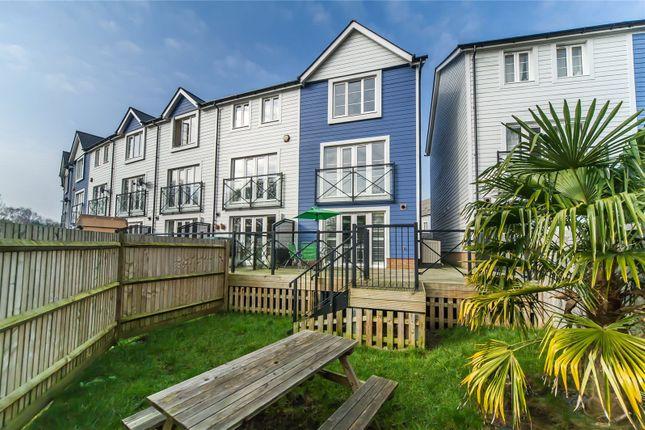 Thumbnail End terrace house for sale in Redbud Road, Tonbridge, Kent