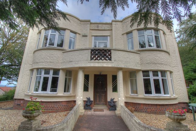 Thumbnail Detached house for sale in Trevallen Avenue, Neath