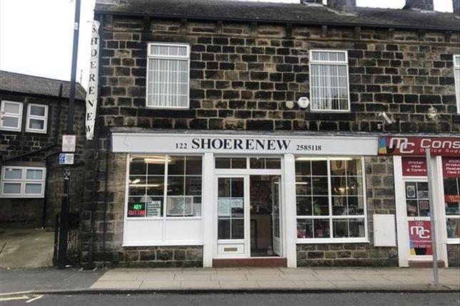 Thumbnail Retail premises for sale in Footwear Repair & Restoration LS18, Horsforth, West Yorkshire