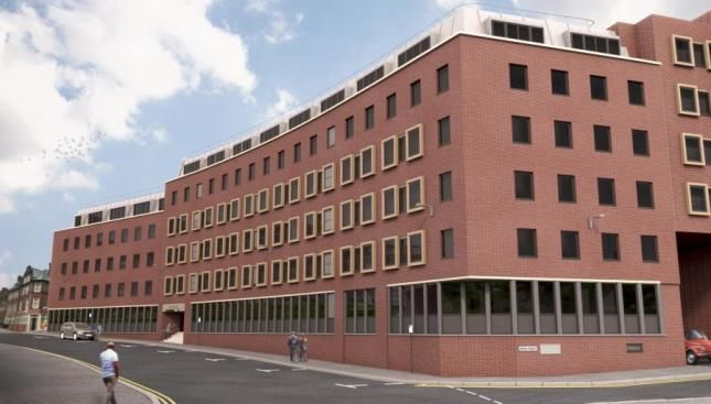 1 bed flat for sale in Queens House, 105 Queen Street, Sheffield