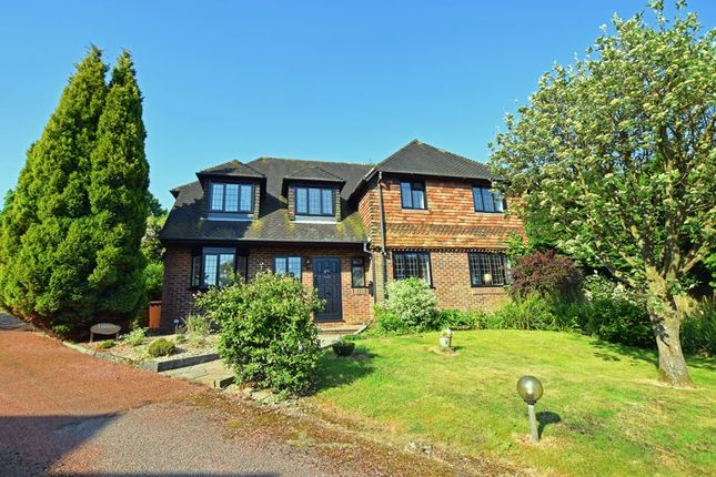 Thumbnail Detached house for sale in Madisson Court, Eastbourne Road, Ridgewood, Uckfield