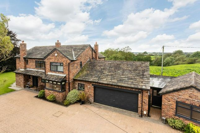 Thumbnail Detached house for sale in Pepper Street, Mobberley, Knutsford