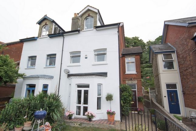 Thumbnail Semi-detached house for sale in Lower Road, River