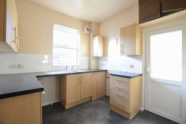 Kitchen of West Croft Terrace, Lowca, Whitehaven CA28