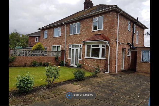 Thumbnail Semi-detached house to rent in Peterborough, Peterborough