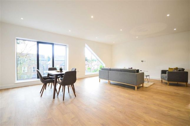 Thumbnail Flat to rent in Abberton House, 3 Abberton Road, West Didsbury, Manchester, Greater Manchester