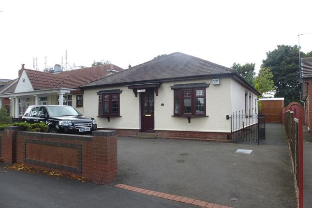 Thumbnail Detached bungalow for sale in Hollyhedge Road, West Bromwich