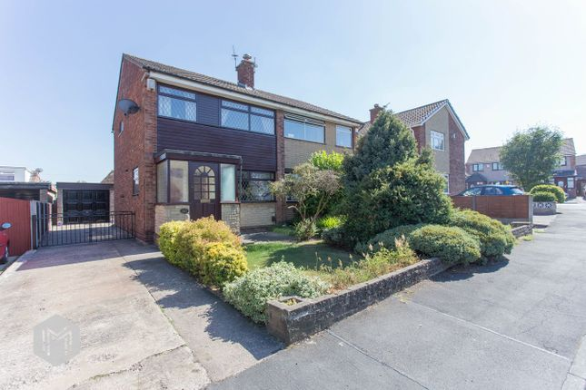 Thumbnail Semi-detached house for sale in Taylor Road, Hindley Green, Wigan