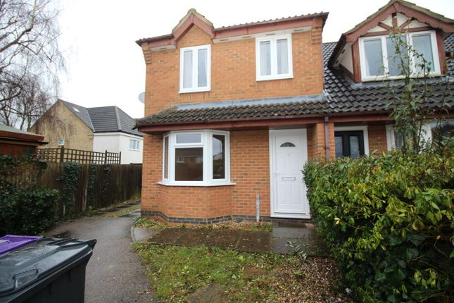 3 bed end terrace house to rent in Symonds Road, Hitchin SG5