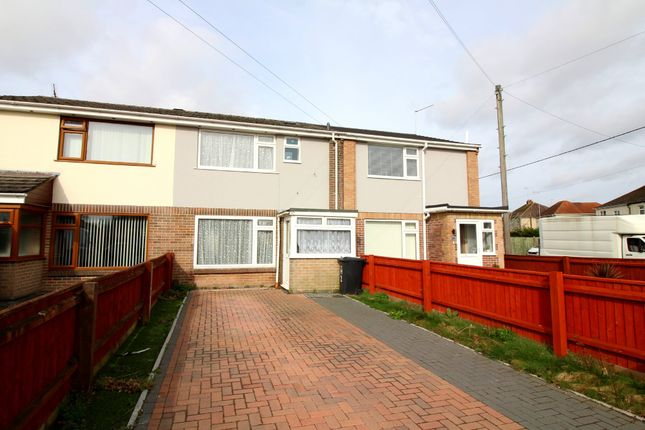 Thumbnail Terraced house for sale in Border Road, Poole