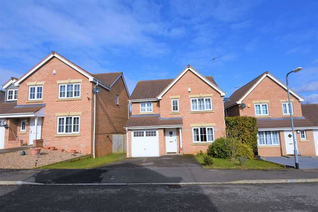 Thumbnail Detached house to rent in Wilkie Road, Wellingborough